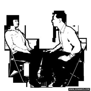 body language The Forward Lean